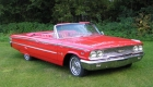 1963 Ford Galaxie Convertible 500 XL