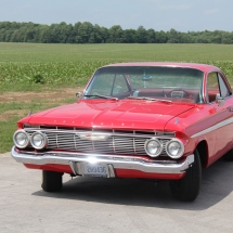 1961 CHEVROLETE IMPALA BUBBLE TOP