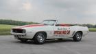 1969 CAMARO 396 SS PACE CAR