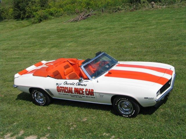 1969 Pace Car