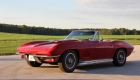 1967 CORVETTE STINGRAY 427CI/435HP