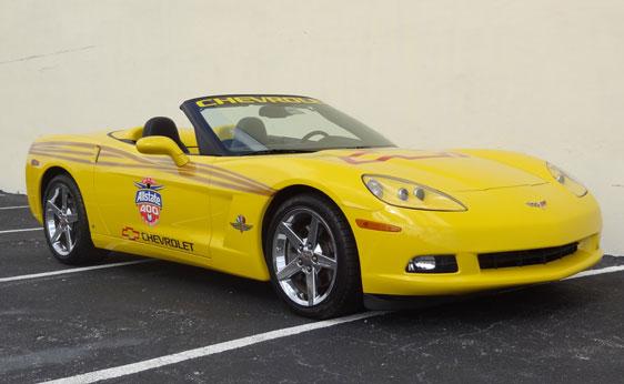2007 CORVETTE PACE CAR