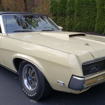 1969 cougar xr-7 convertible 428 cj