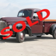 1948 INTERNATIONAL K1 PICKUP