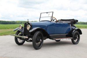 1917 Abbott-Detroit Model 6-44 Roadster