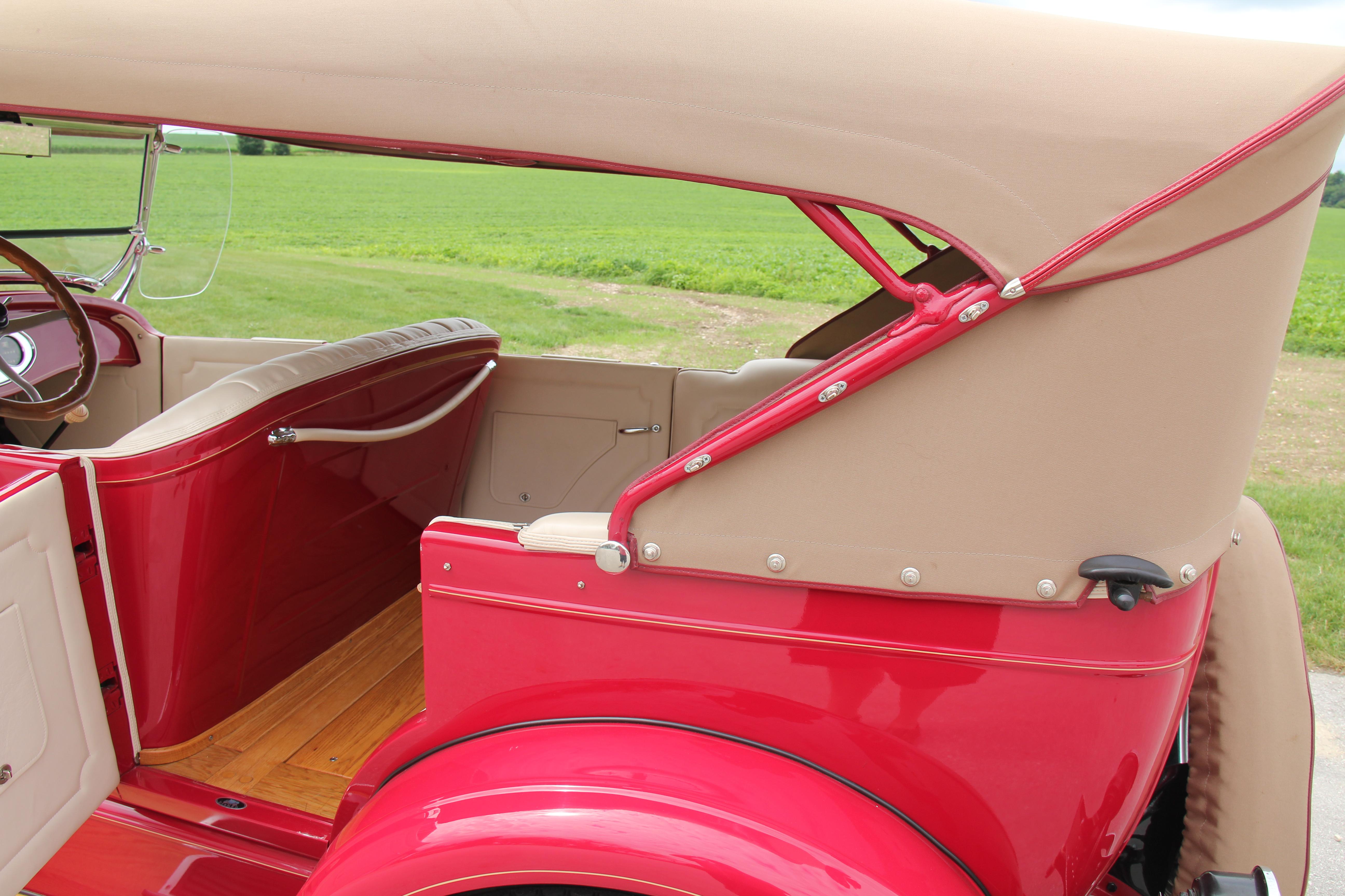 1926 CHRYSLER MODEL 58 TOURING10