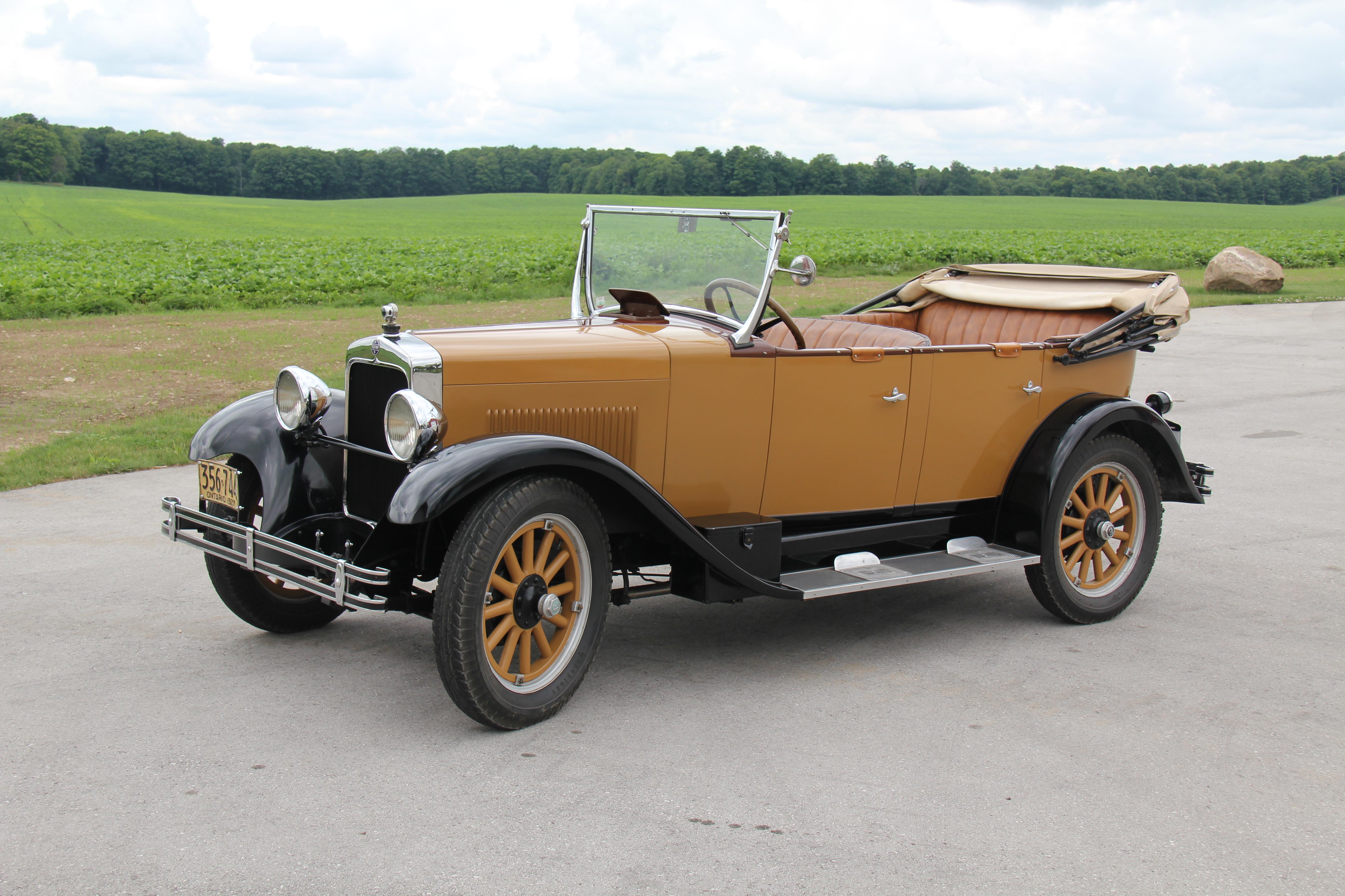 1927 Erskine Touring