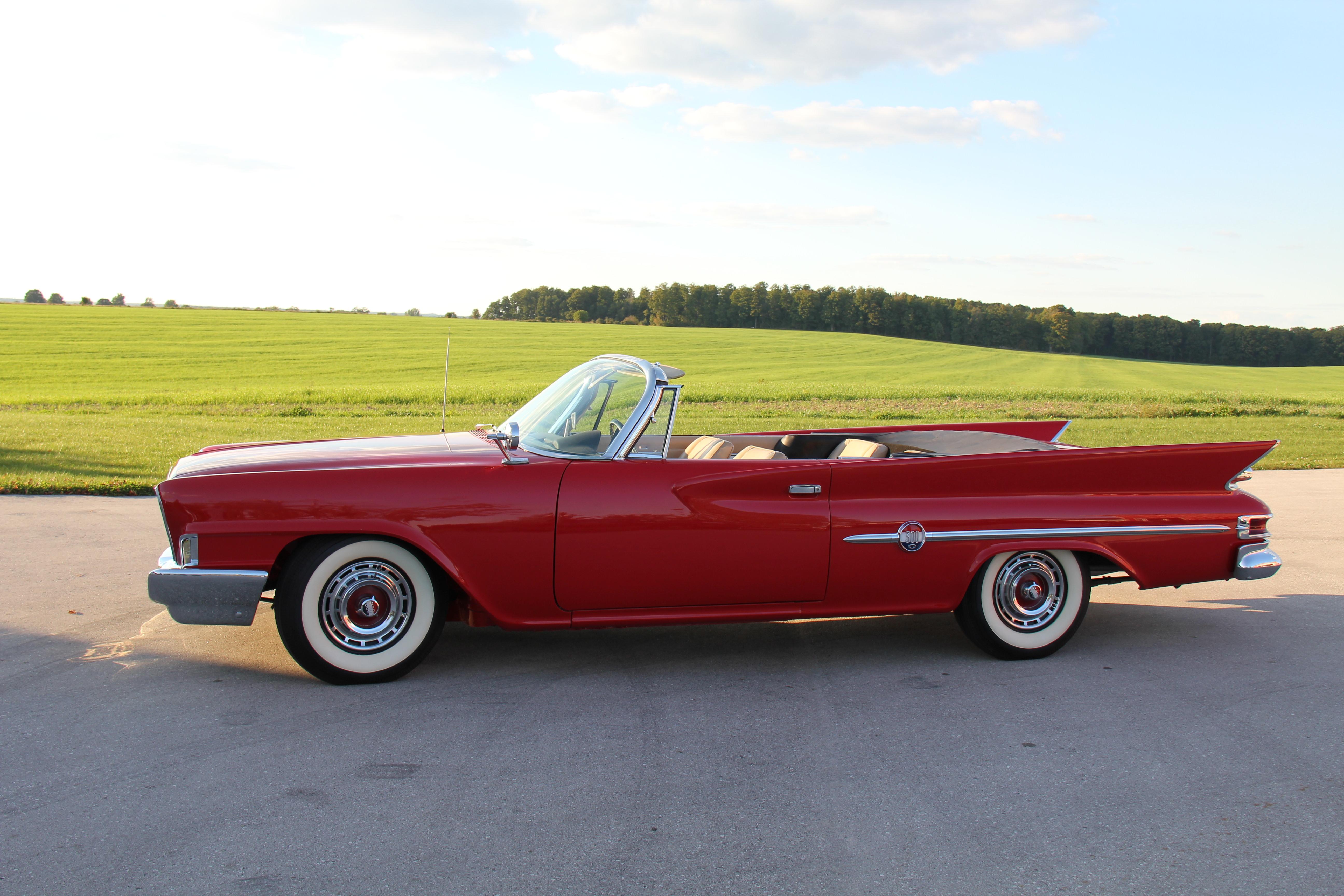 1961 Chrysler G300