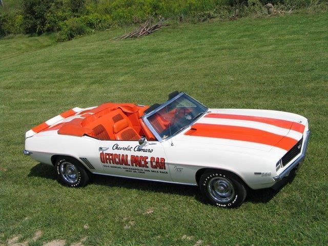 1969 Pace Car