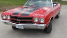 1970 CHEVELLE LS5 UPGRADED TO LS6 CONVERTIBLE