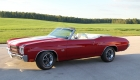 1970 CHEVELLE SS 396 CONVERTIBLE UPGRADE TO LS6