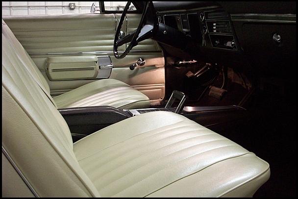 1968 CHEVELLE SS 396 CONVERTIBLE