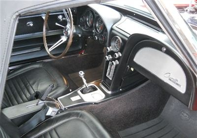 1967 CORVETTE STINGRAY 427CI/435HP
