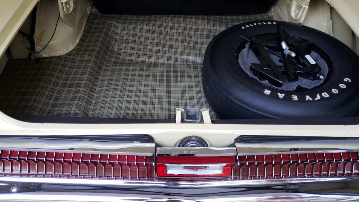 1969 COUGAR 428 CJ CONVERTIBLE