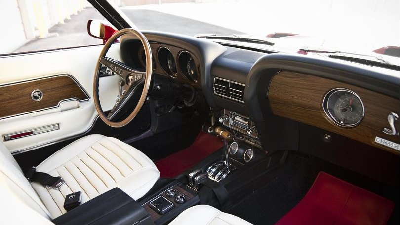 1969 shelby gt500 convertible 428cj
